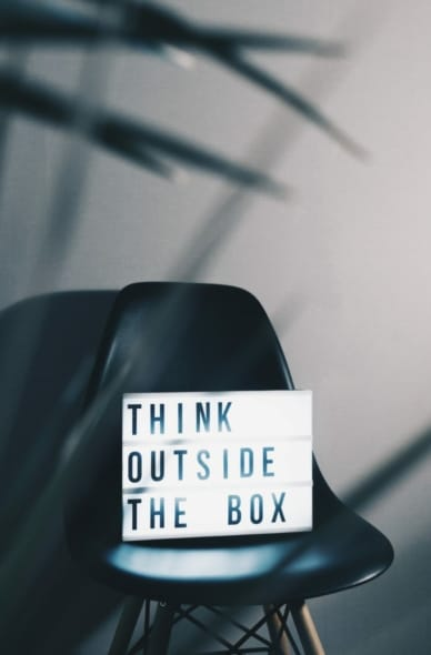 think outside the box | arcadia brands