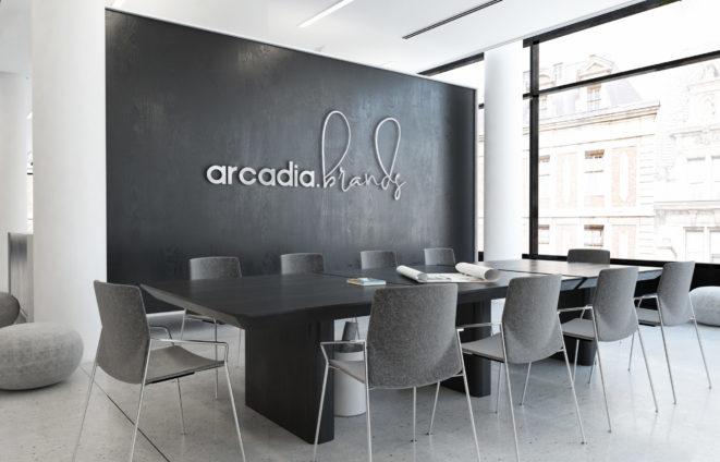 arcadia brands meeting room