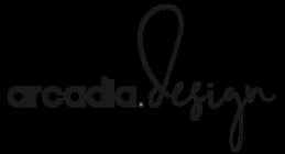 arcadia design logo | arcadia brands
